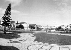 Praça do avião. Sem avião e sem historia