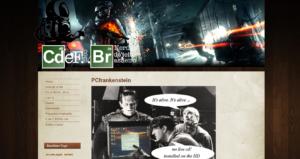 Blog CdeF em 2012